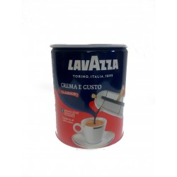 Lavazza Crema e Gusto Classico Puszka 250g