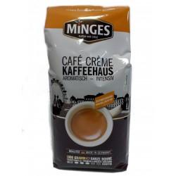Minges Cafe Creme Kaffeehaus 1000g