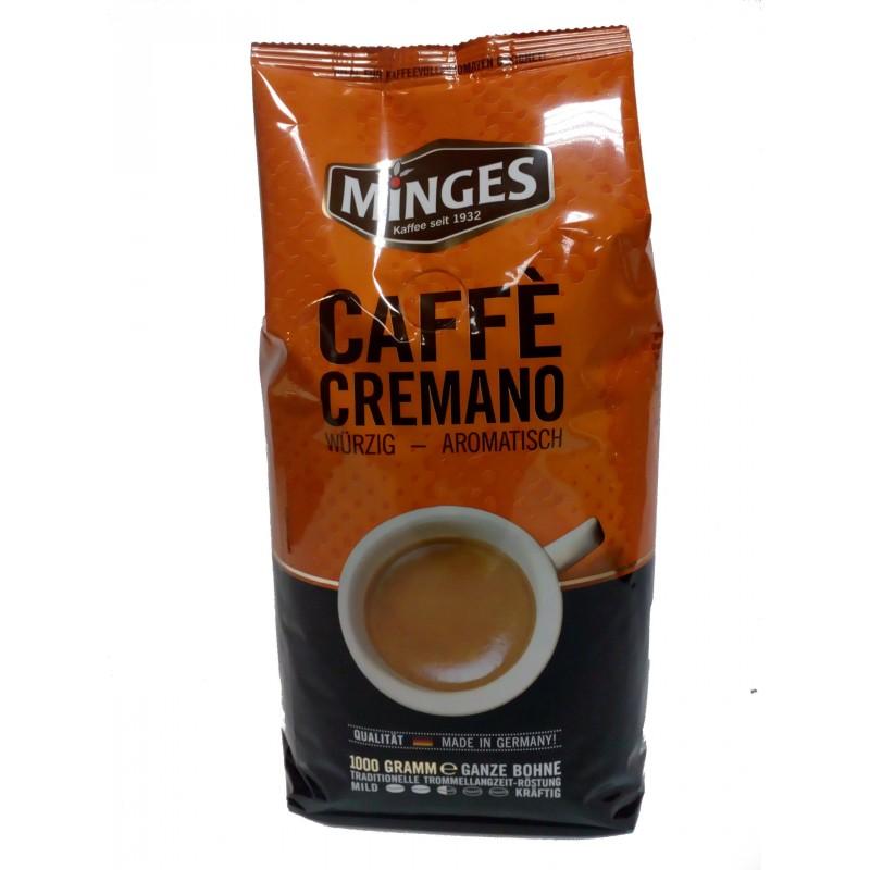 Minges Caffe Cremano 1000g