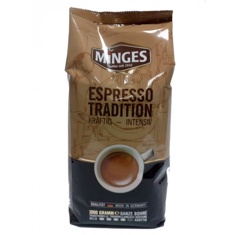 Minges Espresso Tradition 1000g