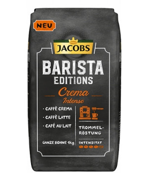 Jacobs Barista Editions...