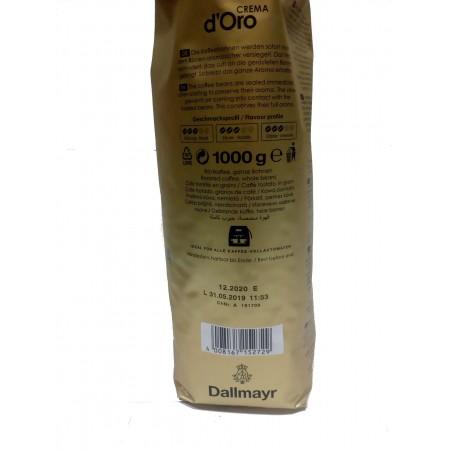 Dallmayr Crema D'Oro 1000g - PROMOCJA!